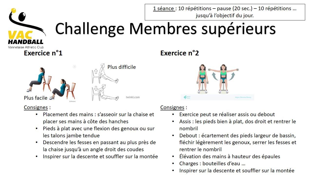 Confinement Covid 19 De 9 A 77 Ans Vac Handball