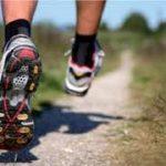 course à pieds - baskets